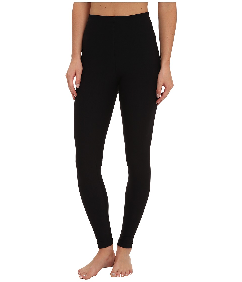 Commando - Control Legging SLG01 (Black) Womens Clothing