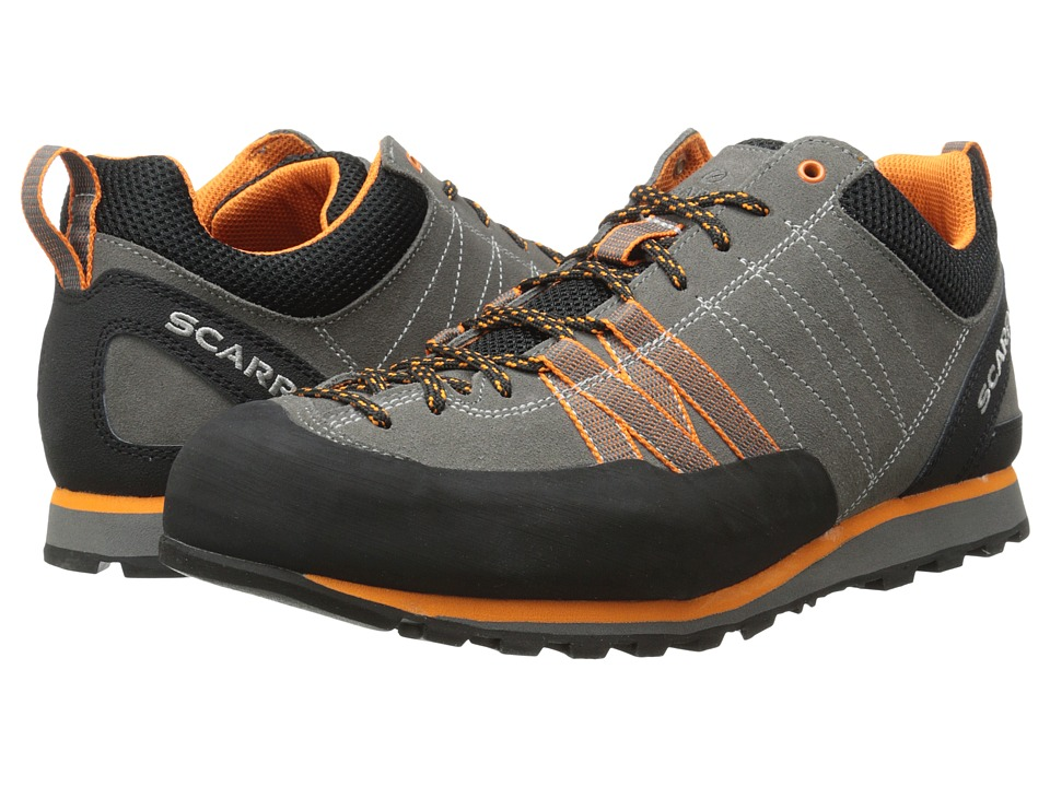 Scarpa Crux Grey/Orange Mens Shoes