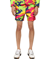 DSQUARED2 - Hockney Camouflage Nylon Short