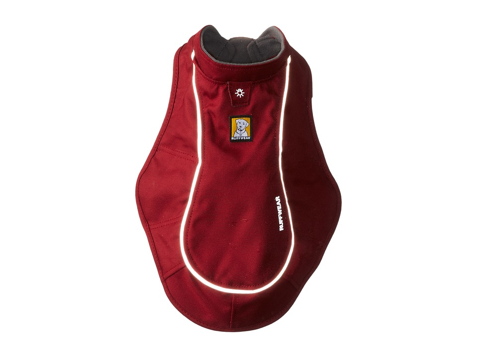Ruffwear K-9 Overcoat Utility Jacket (Cinder Cone Red) Do...