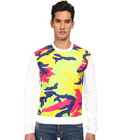 DSQUARED2 - New Dean Fit Camouflage Sweatshirt
