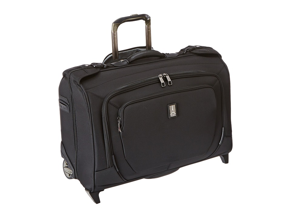 Travelpro Crew 10 22 Carry on Rolling Garment Bag Black Luggage