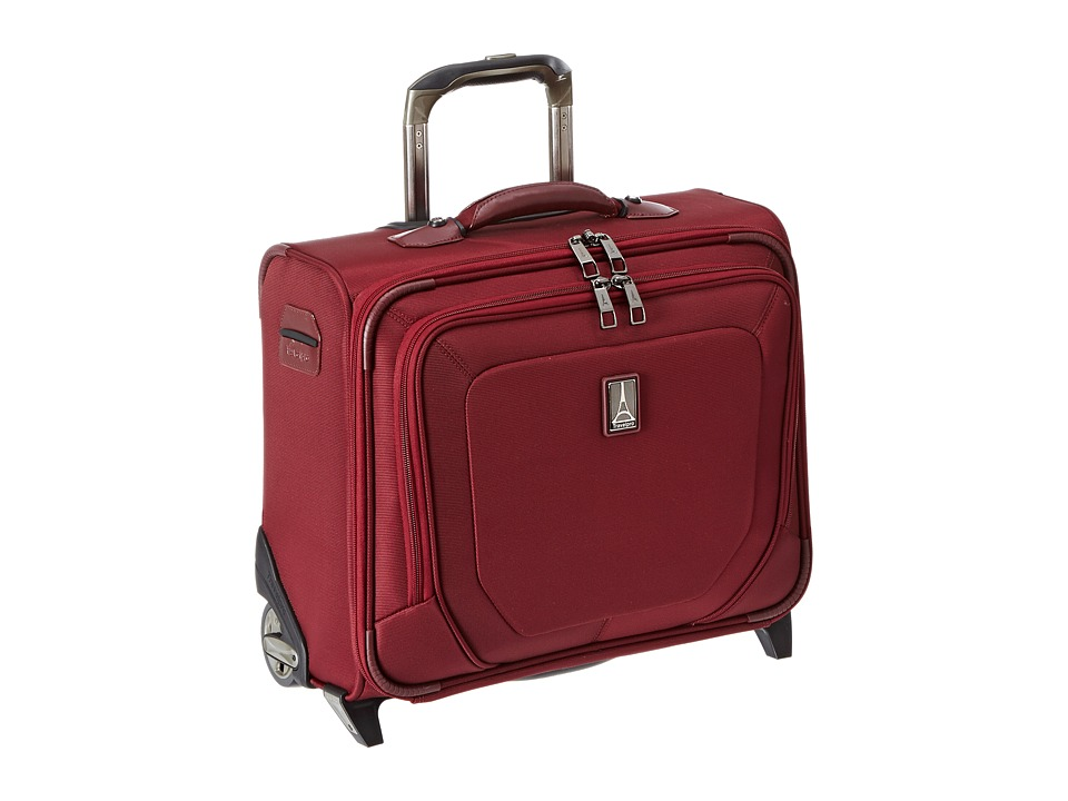Travelpro - Crew 10 Rolling Tote (Merlot) Luggage