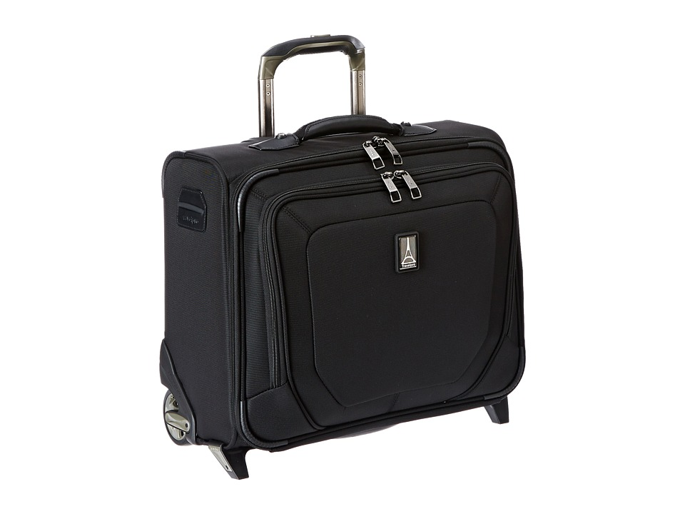 Travelpro - Crew 10 Rolling Tote (Black) Luggage