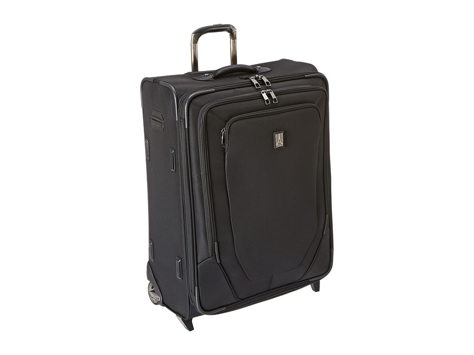 Travelpro Crew 10 26 Expandable Rollaboard Suiter Black Luggage