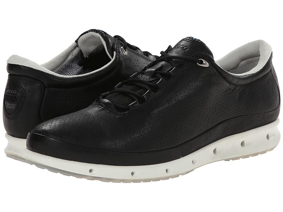 ECCO Sport - ECCO Cool (Black/White) Womens Walking Shoes