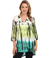 XCVI - Wildfire Tunic Top