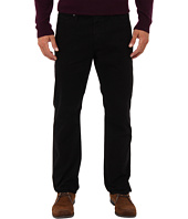 AG Adriano Goldschmied - The Graduate Tailored Straight Sueded Stretch Sateen