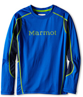 Marmot Kids - Windridge w/ Graphic L/S Top (Little Kids/Big Kids)