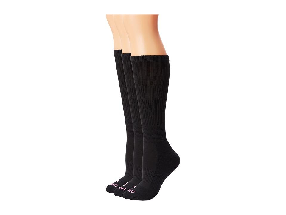 Dan Post - Dan Post Cowgirl Certified Over the Calf Socks 3 pack