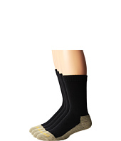Dan Post - Dan Post Work & Outdoor Socks Mid Calf Mediumweight Steel Toe 4 pack