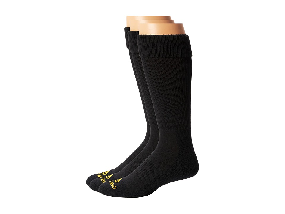 Dan Post - Dan Post Cowboy Certified Over the Calf Socks 3 Pack