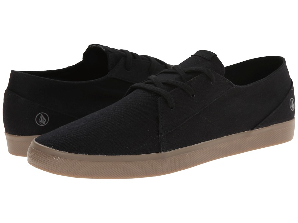 Volcom Lo Fi 2 (Sulfur Black) Men