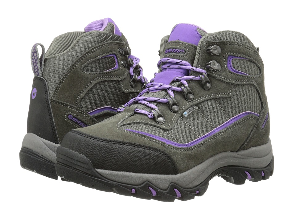 Hi-Tec Skamania Waterproof (Grey/Viola) Women
