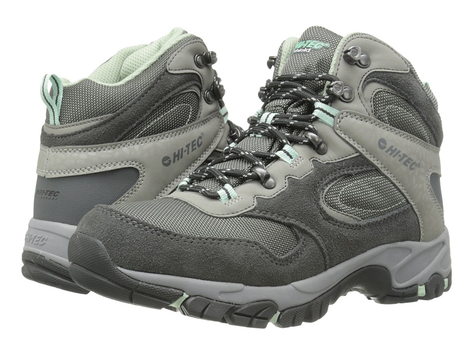 Hi-Tec Altitude Lite I-Shield Waterproof (Charcoal/Cool Grey/Lichen) Women