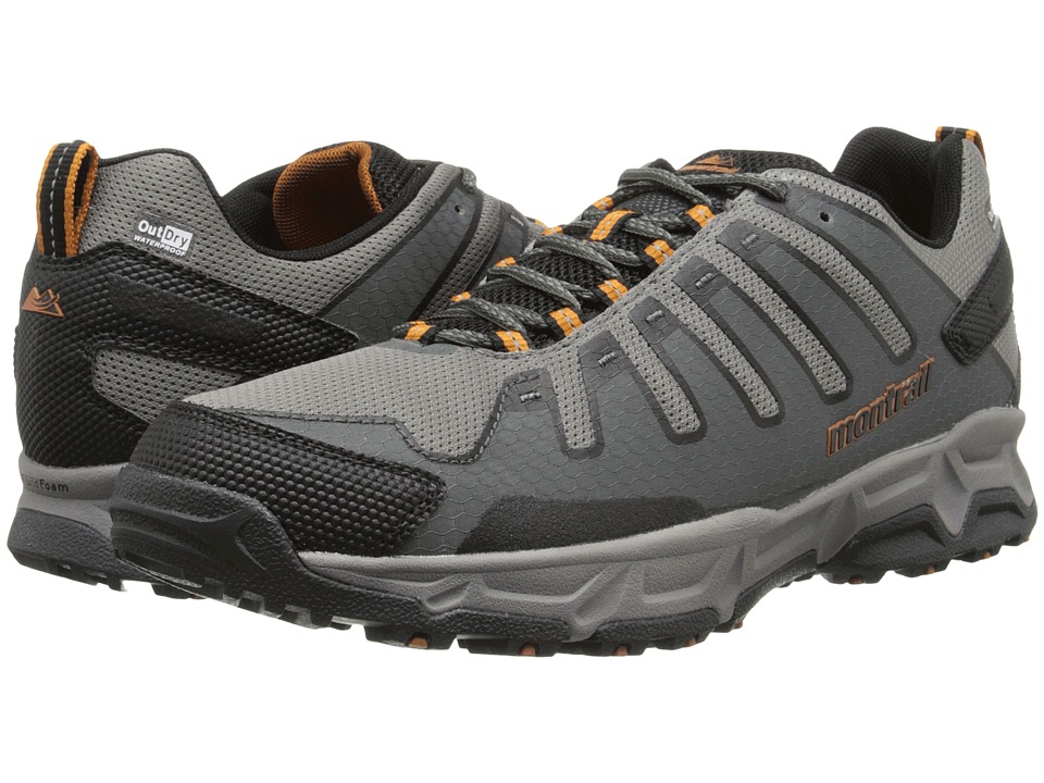 Montrail - Fluid Enduro Outdry (Stratus/Bright Copper) Men
