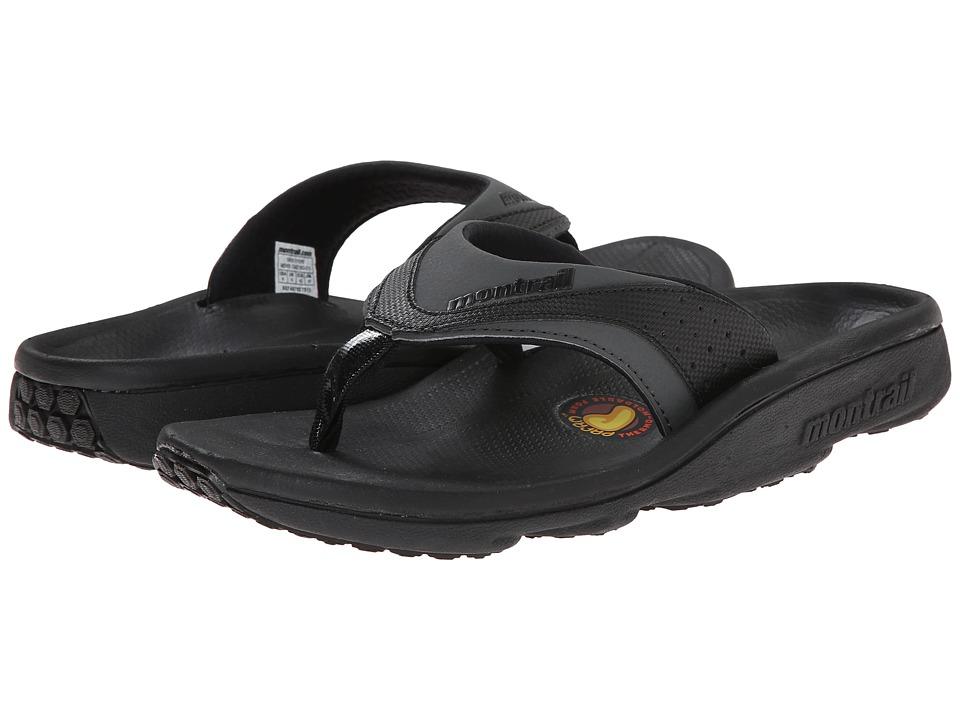 Montrail Molokai II Black/Grill Mens Shoes