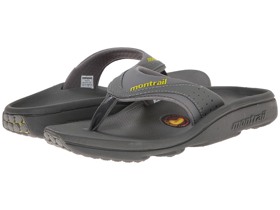 Montrail Molokai II Charcoal/Chartreuse Mens Shoes