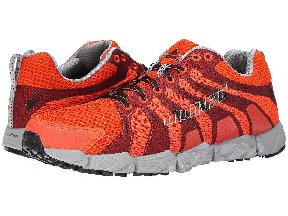 Montrail Fluidflex ST Tangy Orange/Black Mens Shoes