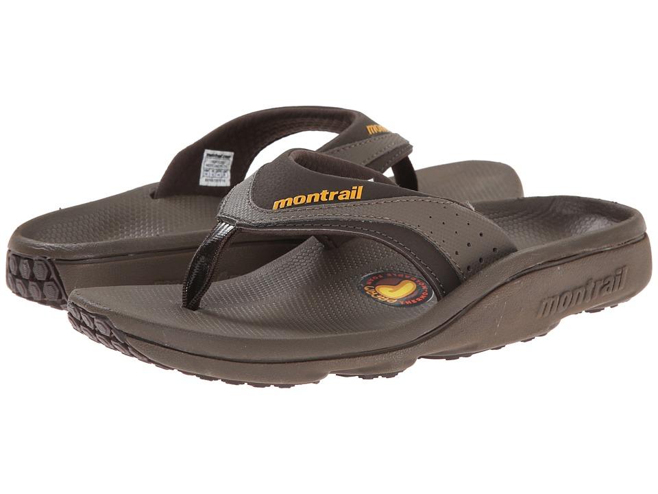 Montrail Molokai II Mud/Squash Mens Shoes