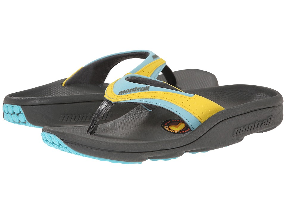 Montrail - Molokini II (Charcoal/Clear Blue) Women