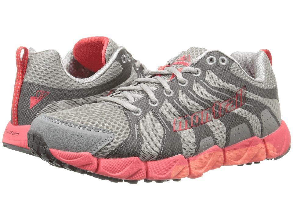 Montrail Fluidflex ST Dove/Red Hibiscus Womens Shoes