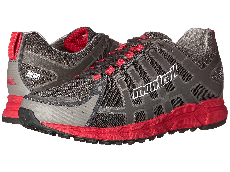 Montrail Bajada II Outdry Shale/Bright Rose Womens Shoes