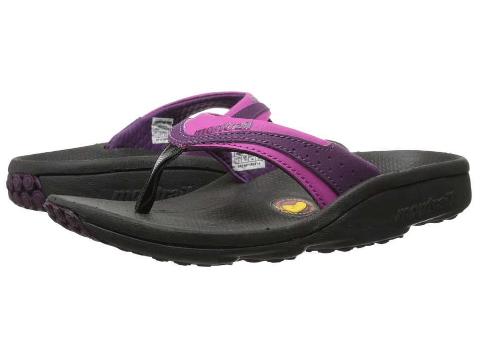 Montrail - Molokini II (Black/Glory) Women