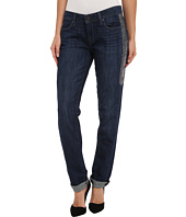 Paige - Pieced Jimmy Jimmy Skinny Dart in Lange Dart Embellished