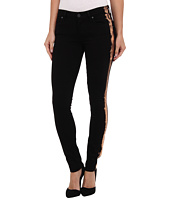 Paige - Verdugo Ultra Skinny in Black/Copper Ray