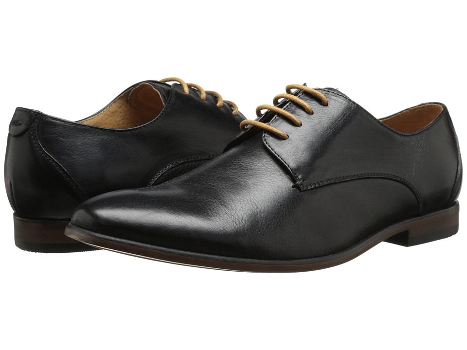 Steve Madden - Trotter (Black Leather) Men