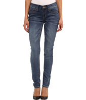 Seven7 Jeans - Skinny Knit Denim in Jolt Blue