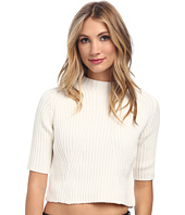 StyleStalker - Fraction Crop Sweater