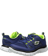 SKECHERS KIDS - Flex Advantage 95521L (Little Kid/Big Kid)