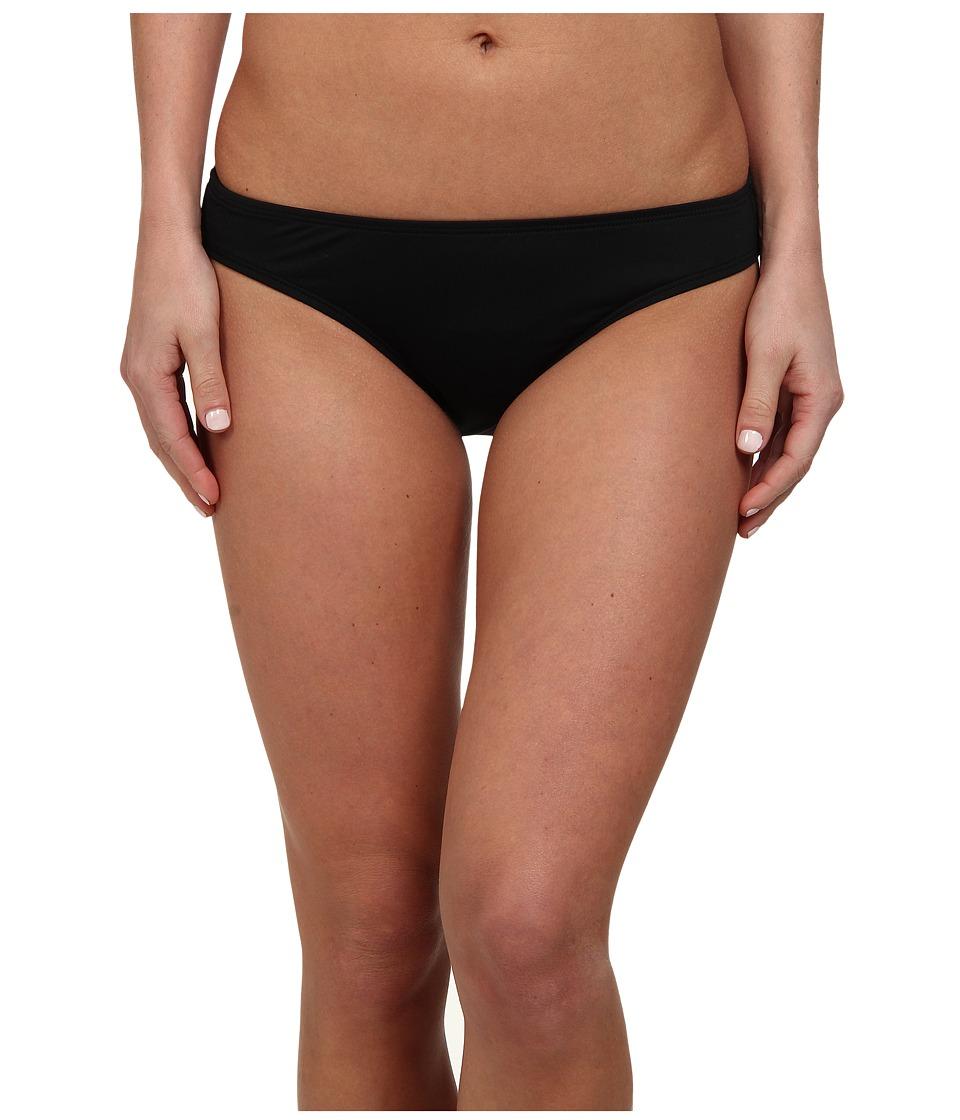 Carve Designs - St. Barth Bottom (Black 1) Womens Swimwear