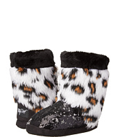 M&F Western - Furry Sequin Bootie Slippers (Toddler/Little Kid/Big Kid)