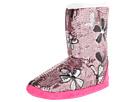 M&F Western Flower Sequin Bootie Slippers