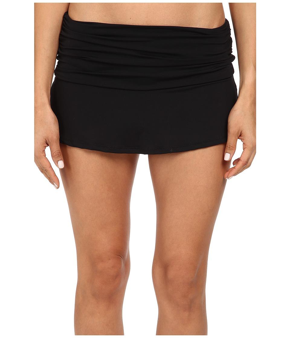 Carve Designs Playa Skirt Bottom (Black) Women