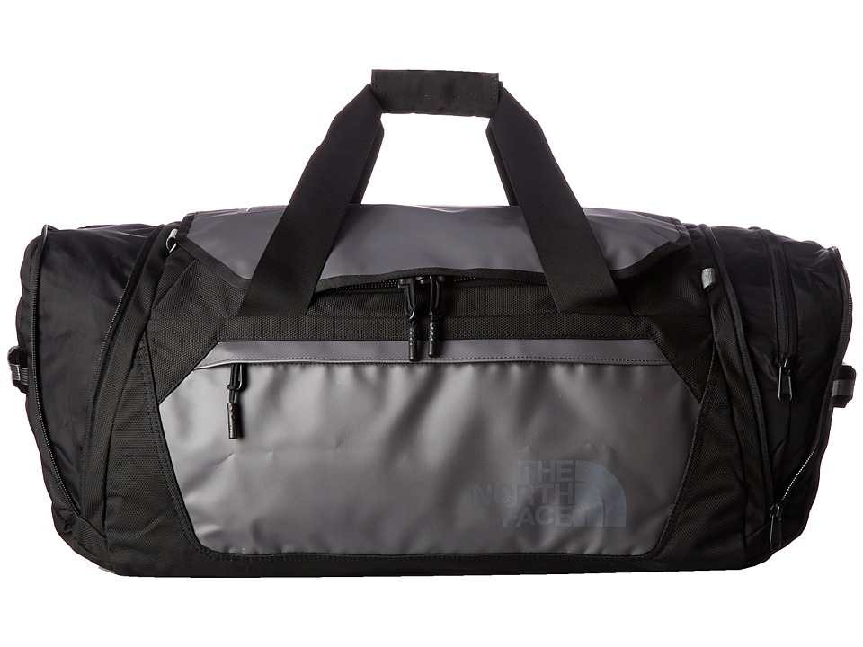 The North Face - Landfall Expandable Duffel (Graphite Grey/Zinc Grey) Duffel Bags