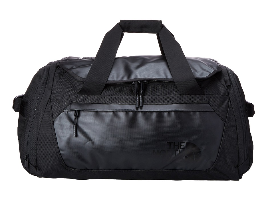 The North Face - Landfall Expandable Duffel (TNF Black) Duffel Bags
