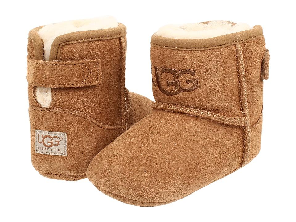 UGG Kids Jesse Infant/Toddler Chestnut Suede Kids Shoes