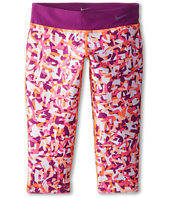 Nike Kids - YA Legend Tight AOP Capri (Little Kids/Big Kids)