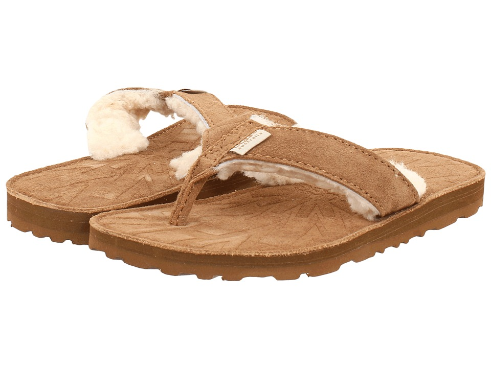 UGG Kids Tasmina Toddler/Little Kid/Big Kid Chestnut Suede Kids Shoes