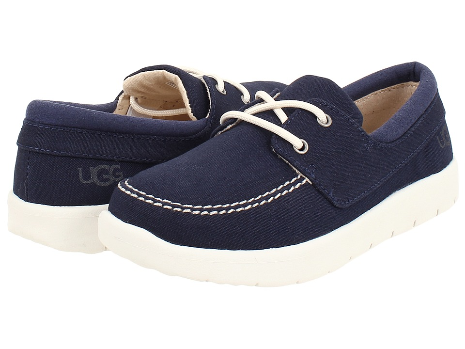 UGG Kids Anchor Toddler/Little Kid/Big Kid New Navy Boys Shoes