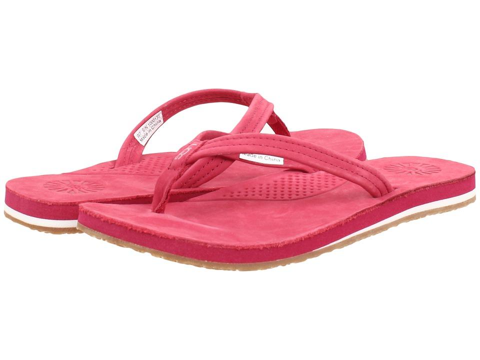 UGG Kayla (Tropical Sunset Nubuck) Sandals