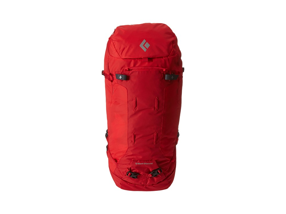 Black Diamond Axis 33 Fire Red Day Pack Bags
