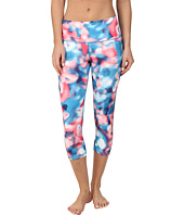 adidas - Performer Mid-Rise Three-Quarter Tight - Festival Print