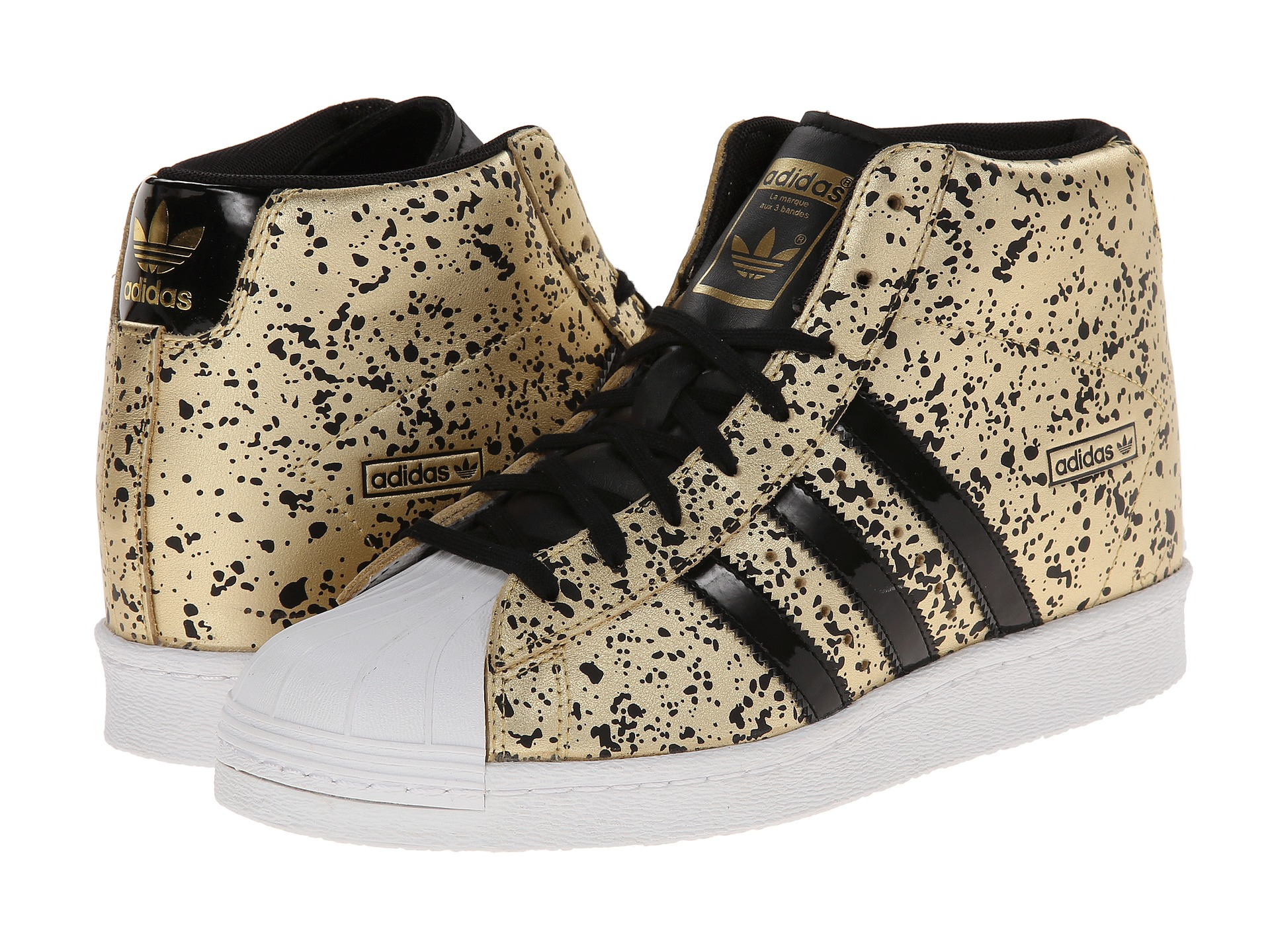 Adidas Originals Superstar Up W [S79382] Women Casual Wedge
