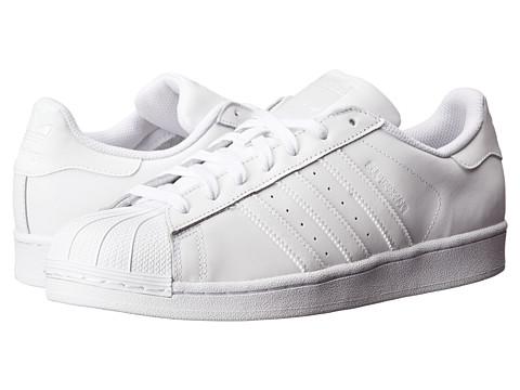 adidas Originals Superstar W - White/White/White