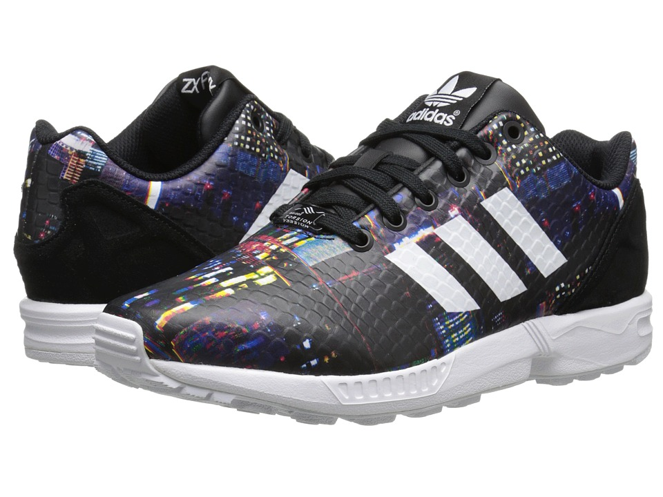 adidas originals zx flux print